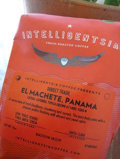 Yum! Intelligentsia Coffee, Fresh Roasted Coffee, Sweet Spice, Blackberry, Almond, Spices, Strawberry, Holiday, Kitchen