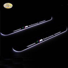 SNCN LED pohybujúce sa svetlá prahové pedál pre BMW X5 E70 2013 2014 2015 auto akryl viedol prahové welcome pedal-in pedálov z Autá & Motocykle na Aliexpress.com   Alibaba Group
