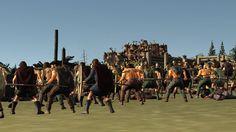 Die Römer erobern alles, egal ob Dorf oder Stadt. Total War Rome 2 Emperor Edition, Caesar in Gallien, Mod: Divide et Impera