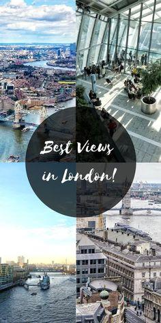 best views of london