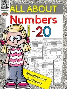 #number sense #ALL ABOUT Numbers 1-20 + Assessment