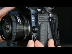 How to Use Nikon Autofocus Controls. Nikon D71000