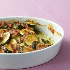 Zucchini-Gratin Rezept - [ESSEN UND TRINKEN]