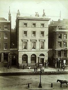 Twinings Bank, 215 Strand, Westminster, Greater London,1890