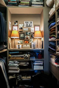 20 Designer Closets We Secretly Want To Spend All Day In | Modern  Architects, Nate Berkus And Paul Mccobb