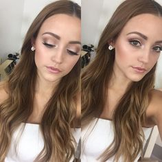 Filmed a Bridal Makeup Tutorial using drugstore products and affordable brushes! Will be up in