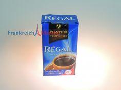 Frankreich Marche - Planteur des Tropiques - Régal Café Moulu (gemahlen) entkoffeiniert