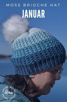 91e8a3cb46e Januar Moss Brioche Hat Crochet Kids Hats