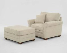 Braxton Culler - 728-001 Chair with         725-009 Ottoman @Star Furniture Seaside