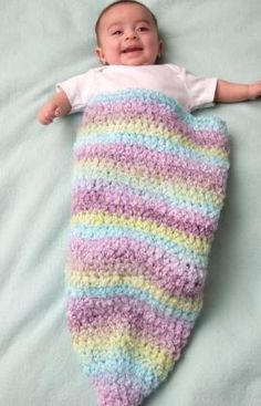 Willow's Cocoon Free Crochet Pattern from Red Heart Yarns