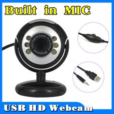 Cheap pc webcam, Buy Quality hd webcam directly from China webcam webcam Suppliers: HD PTZ Webcam with High Precision Glass Lens Webcam of 360 Degrees Webcam of Horizontal USB 6 LED PC Webcam Cheap Pc, Pc Computer, Camera Lens, Usb, Laptop, Digital, Glass, Free Shipping, Drinkware
