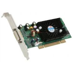 Jaton VIDEO-228PCI-DVI GeForce FX 5200 128MB DDR Low-Profile PCI Video Card DVI by Jaton. $99.85. Description:The Video-228PCI video accelerators is excellent 2D/3D multimedia video adapters for PCI local bus desktop PCs.Based on nVIDIA GeForceFX 5200 core technology, built-in with 128MB DDR memory module, these video cards will provide multiple display outputs onboard for TVout (Analog and Digital) or Dual RGBout (Twin) in optional. As the previously core technology from nVID...