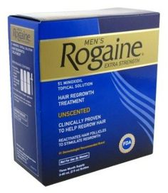 Rogaine Mens Regrowth X-Strength 5 Percent Unscented 3 Month Active ingredient is minoxidil topical solution. Hair Loss Cure, Anti Hair Loss, Hair Loss Remedies, Foods For Hair Loss, Hair Loss Reasons, Supplements For Hair Loss, Hair Loss Shampoo, Hair Loss Women, Hair Makeup