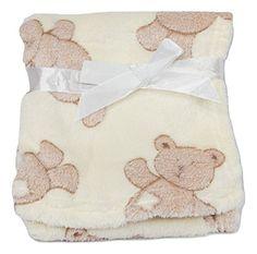 Light & Cozy Plush Blanket for Baby Boys and Baby Girls (Teddy Bear) Baby Girls, Christmas Stockings, Plush, Teddy Bear, Cozy, Blanket, Cool Stuff, Amazon, Holiday Decor