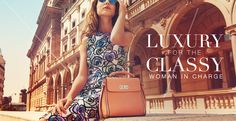 Shop 100% authentic products from Gucci, Prada, Fendi, Versace, & More. All manufactured from Italy with name brand designer tags, cards and dust bag delivered. http://luxurylistshop.com