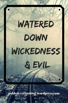 A little evil is still evil. What are we exposing ourselves to? Work On Writing, Writing A Book, Post Quotes, Something To Do, Meant To Be, Posts, Sayings, Blog, Write A Book