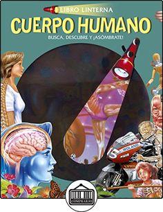Cuerpo humano (Libro linterna) de Susaeta Ediciones S A ✿ Libros infantiles y juveniles - (De 3 a 6 años) ✿