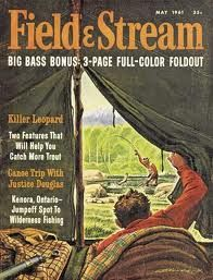 1 Field stream may 1961 Posters and Art Prints Outdoor Life Magazine, Canoe Trip, May, Fly Fishing, Art Prints, Magazine Covers, Posters, Vintage, Book