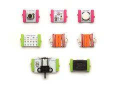 Dream up cool stuff to make from littleBits kits, from US45.