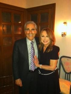 Marlo Thomas  My brother Tony flew in from LA to cohost with me our annual St. Jude Children's Research Hospital Exec summit for all our store partners. It was a terrific night. And it makes me so happy to have him with us in NYC! He's handsome isn't he? He has grey hair so I say he's my older brother ( But not true. I'm his big sis!)  https://www.facebook.com/photo.php?fbid=551447934886973=a.152757168089387.30201.116482595050178=1