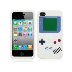 Game Boy iPhone Case iphone
