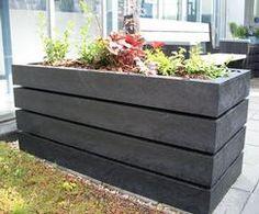 Recycled plastic planters - GoPlastic Ltd - on ESI.info