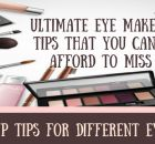 If you have droopy eyelids and want to hide it then you can try these effective makeup tips to hide droopy eyelids. All these five makeup tips are very easy to apply and you can easily add it to your daily routine makeup and see the results. Eye Makeup Tips, Makeup Tricks, Droopy Eyelids, Magical Makeup, Eye Lift, How To Apply, Eyes, Drooping Eyelids, Make Up Tricks