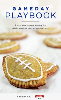Need some inspiration for your upcoming tailgating party or big game fiesta? Check out the Gameday Playbook — our football-inspired hub that's serving up the best appetizers, finger foods, party inspiration, and cocktail recipes that will have you scoring a touchdown with your friends!