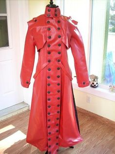 Vash the Stampede coat!!::  Aka mj meets bruce lee