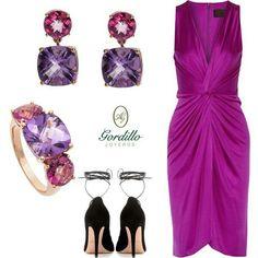 Piezas que te hacen desear tener un evento próximo. Sortija y pendientes en oro rosa, topacio y amatistas. Disponible la nueva colección de color en www.joyeriagordillo.com #joyeriagordillo #magenta #igerscadiz #compras #gordillo #cadizcentro #joyas #shopping #showroom #diamantes #rosegold #jewellerycadiz #jewels #rings #anillos #amatista #amethyst #topacio #invitada #invitadaperfecta #bodas #evento si #cocktail