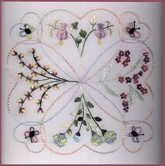 """images Brazilian embroidery stitches 
