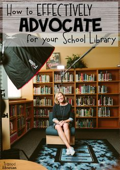 Are you a school librarian looking for some library advocacy ideas?  The Trapped Librarian shares strategies for effectively advocating for your school library program.  Get motivated to promote your school library!  #thetrappedlibrarian #schoollibrary Library Lesson Plans, Library Skills, Library Lessons, Middle School Libraries, Elementary School Library, Elementary Schools, Education Humor, Bilingual Education, Library Organization