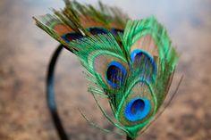 Mrs. Peacock costume idea for head piece