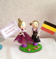 Happy Birthday Wishes for a friend in Germany. From The Sugar Plum Workshop. Find us on Facebook