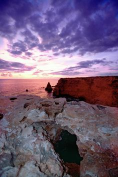 ✮ Sunset at Cabo Rojo, Puerto Rico www.combatebeach.com