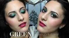 Serena Wanders: Super Glam : Green Eyes & Hot Pink Lips Makeup TutorialSuper Glam : Green Eyes #green #eyes #makeup #tutorial #makeuptutorial #glammakeup #glam #trucco #verde #wetnwild #megalast #lip #color #smokinhotpink #drugstore #tutorial #makeup #full #glam #cheap #essence #palette #eyeshadow #eyeshadows #kiko #kikomilano #milano #hot #pink #hotpink #bold #lips #boldlip #boldlips #serenawanders #maybelline #full #face #drugstore