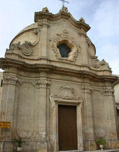 Foggia Chiesa Beata Vergine Maria Addolorata