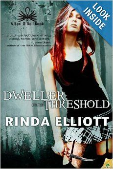 Dweller on the Threshold (A Beri O'Dell Book): Rinda Elliott