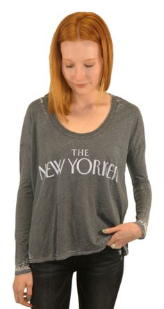 The New Yorker Chaser Brand tee