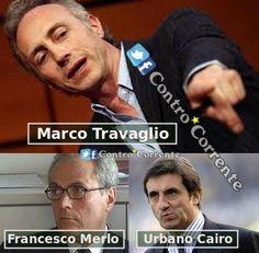 Informazione Contro!: La Repubblica fa il ponte Messina-Cairo