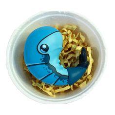 Shrympee : Blue Prawnee by David Chung | myplasticheart