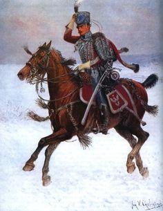 Aide de Camp du Prince Poniatowski - Jan v Chelminski
