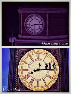 Whoa! I'm not sure if this is a coincidence or not :) - This is Once Upon a Time. It's never a coincidence.