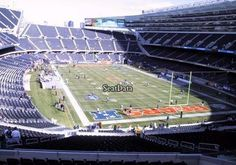 2 GREAT tickets located in: Section 325, Row 15 (Image not from exact seat location) Chicago Bearsvs Philadelphia Eagles Soldier Field -- Chicago, IL ... #soldier #field #eagles #philadelphia #chicago #bears #tickets