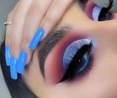 eye makeup art * eye makeup - eye makeup tutorial - eye makeup natural - eye makeup for brown eyes - eye makeup art - eye makeup for blue eyes - eye makeup tips - eye makeup tutorial for beginners Makeup Eye Looks, Eye Makeup Art, Eye Makeup Tips, Cute Makeup, Makeup Kit, Eyeshadow Makeup, Makeup Ideas, Makeup Products, Candy Makeup