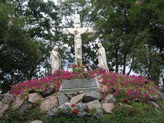 St Joseph Shrine, in the Irish Hills Lenawee County, in SE Michigan