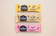 The Primal Kitchen — The Dieline #packagedesign
