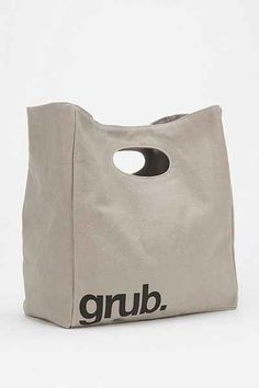 Fluf Organic Lunch Bag - Urban Outfitters