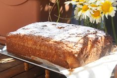 Ideas que mejoran tu vida Sweet Desserts, Sweet Recipes, Cake Recipes, Dessert Recipes, Sweet Cooking, Thermomix Desserts, Almond Cakes, Sweet Bread, Cakes And More