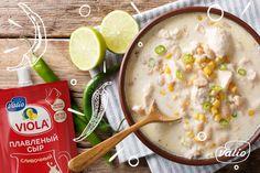 Суп Чили с фасолью — рецепт приготовления Cheeseburger Chowder, Chili, Soup, Recipes, Chile, Recipies, Soups, Ripped Recipes, Chilis